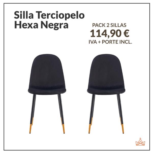 pack-2-silla-terciopelo-hexa-negra